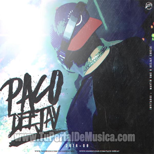Paco DeeJay Volumen 8 (2016)