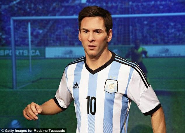 Lionel Messi Punya Kembaran di New York