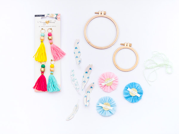 Maggie Holmes Design Team : DIY Embellishments