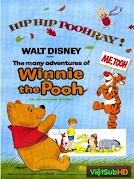 Cuộc Phiêu Lưu Của Gấu Pooh