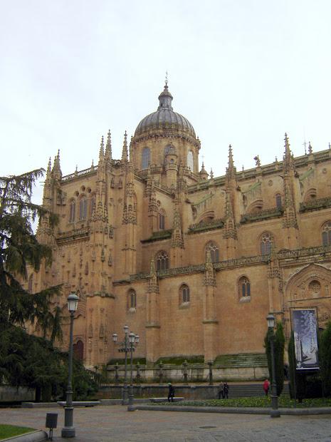 Salamanca Cathedral Spanish Impressions