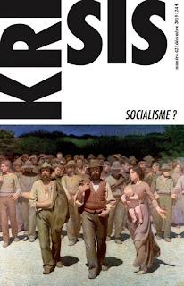 Krisis 42 Socialisme http://krisisdiffusion.com