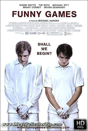 Funny Games (2007) [1080p] [Latino-Ingles] [MEGA]