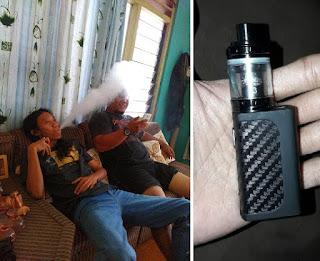 Bisnis, Tantangan Perusahaan, Tantangan Produsen Rokok Elektronik