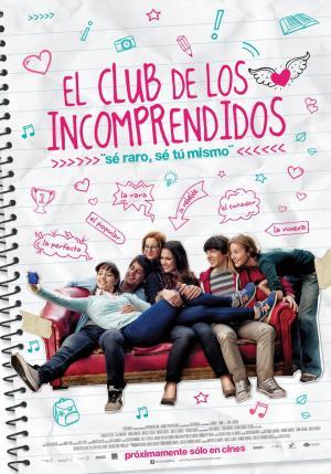 EL CLUB DE LOS INCOMPRENDIDOS (2014) Ver Online - Castellano