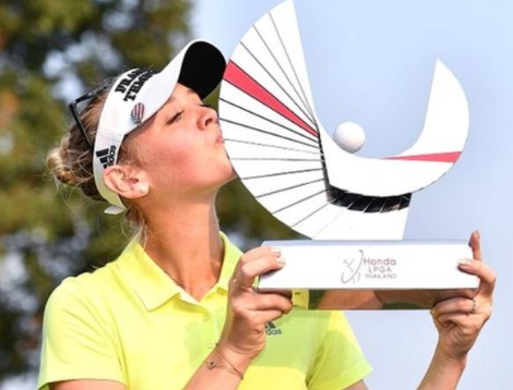 Jessica Korda wins, honda LPGA Thailand 2018, leaderboard, purse, winners share, results, prize money.