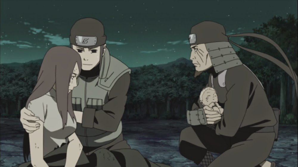 A Ninja and A Death God: Naruto: Fillers Are Canon, they ...