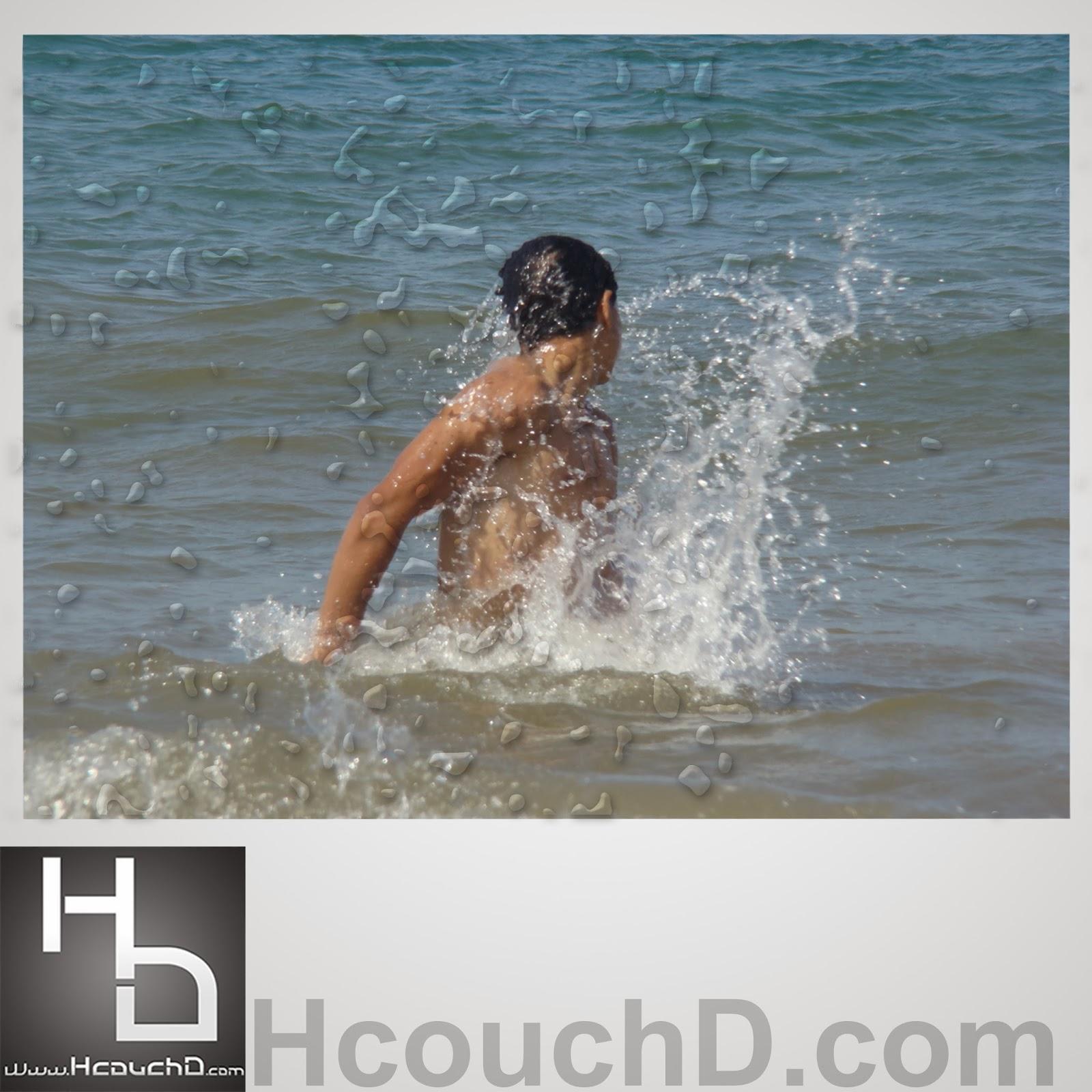 درس 56 : كيفية إضافة قطرات الماء واقعية لصورتك بواسطة فوتوشوب