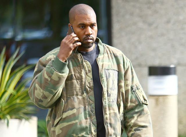 Kanye West harvests a million dollars in two days