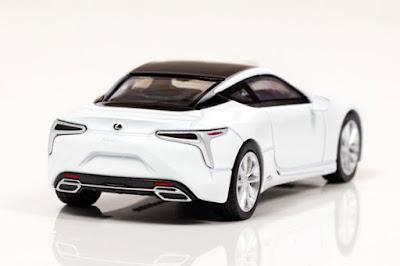 car-nel 1/64 lexus lc500h
