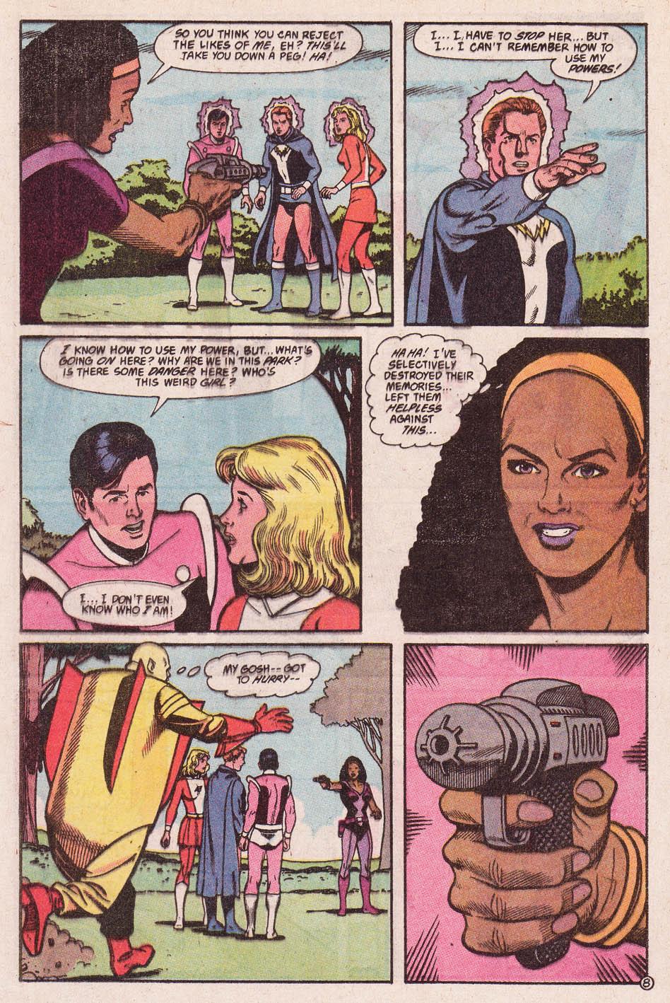 Read online Secret Origins (1986) comic -  Issue #46 - 34