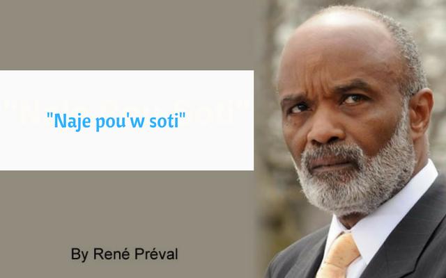 President René Préval est mort