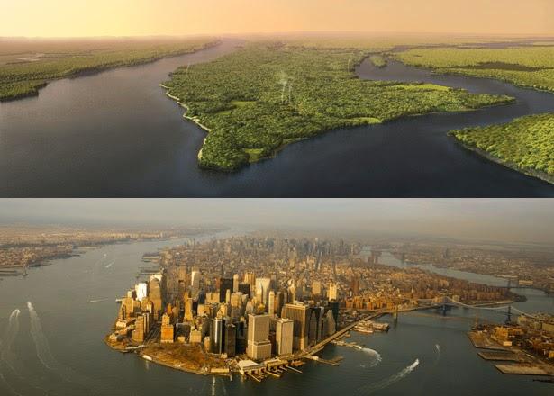Resultado de imagem para nova york foi fundada por colonos ingleses