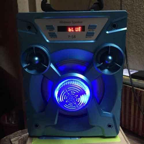 Loa bluetooth xách tay P58 nghe nhạc cực hay giá rẻ nhất