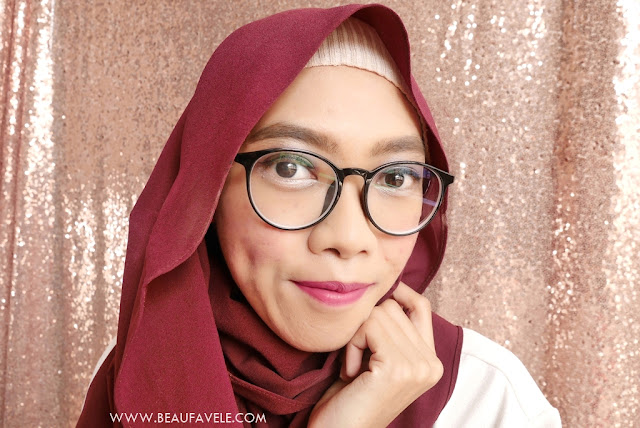 Wardah Instaperfect City Blush Blusher Click Look