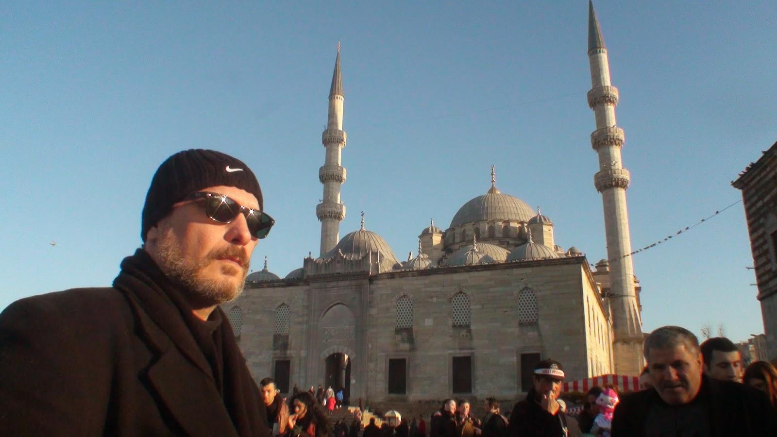 Mario Fattorello en Constantinopla