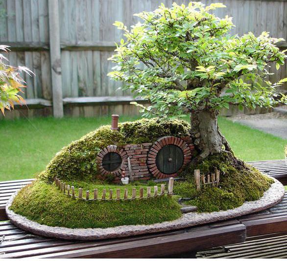 11 mini giardini incantati fai da te kreattivablog - Giardini in casa ...