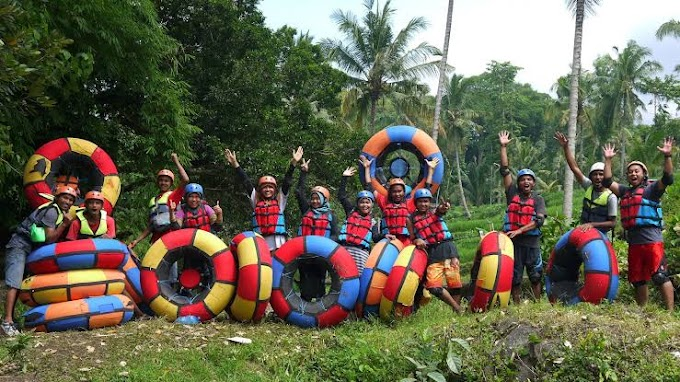 River Tubing , Special Things to do In Lombok