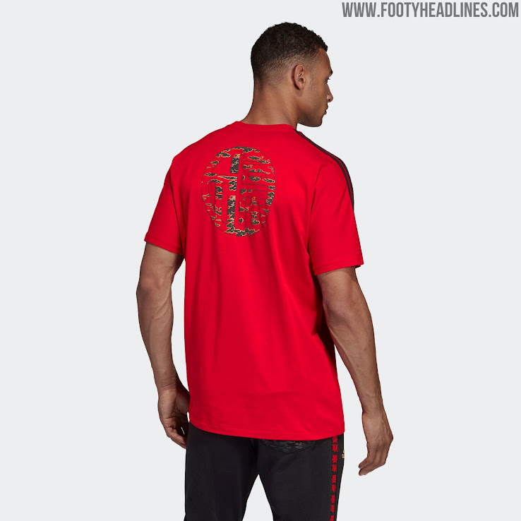 Manchester United Chinese New Year adidas Z.N.E. Hoodie