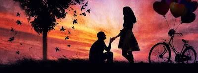 Romantic Happy Propose Day 2017 Cover Facebook Photos Pics