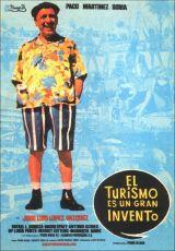 """Carátula del DVD: """"El turismo es un gran invento"""""""