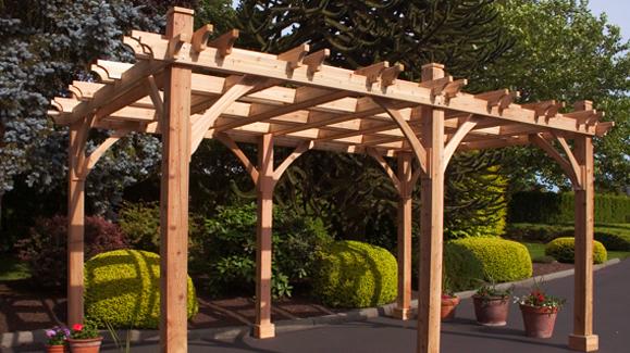 Woodworking arbor pergola kits PDF Free Download