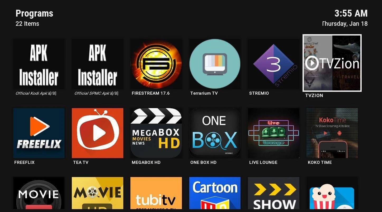 تحميل برنامج لمشاهدة الافلام بجودة عالية hd