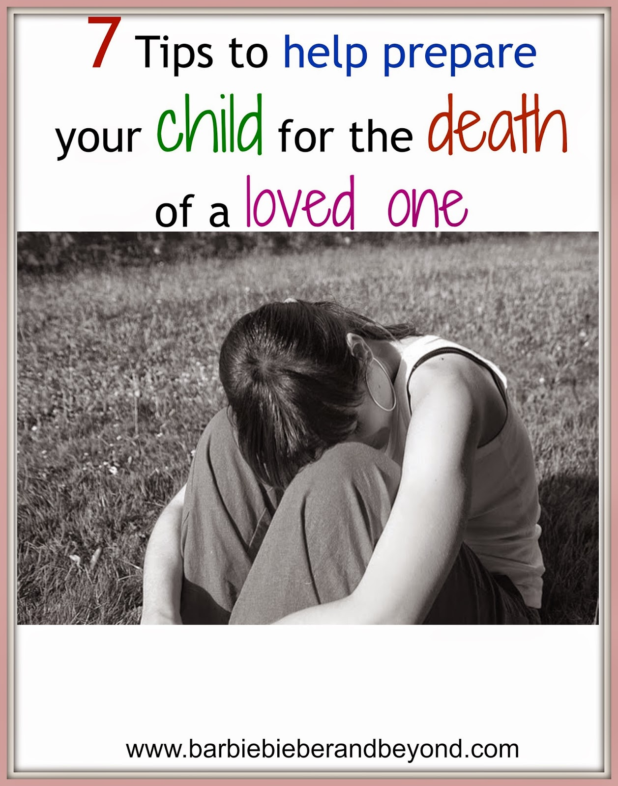 Help your child cope with death