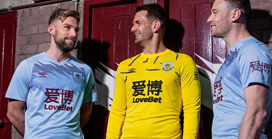 Burnley FC 19-20 Away Kit Revealed - Footy Headlines