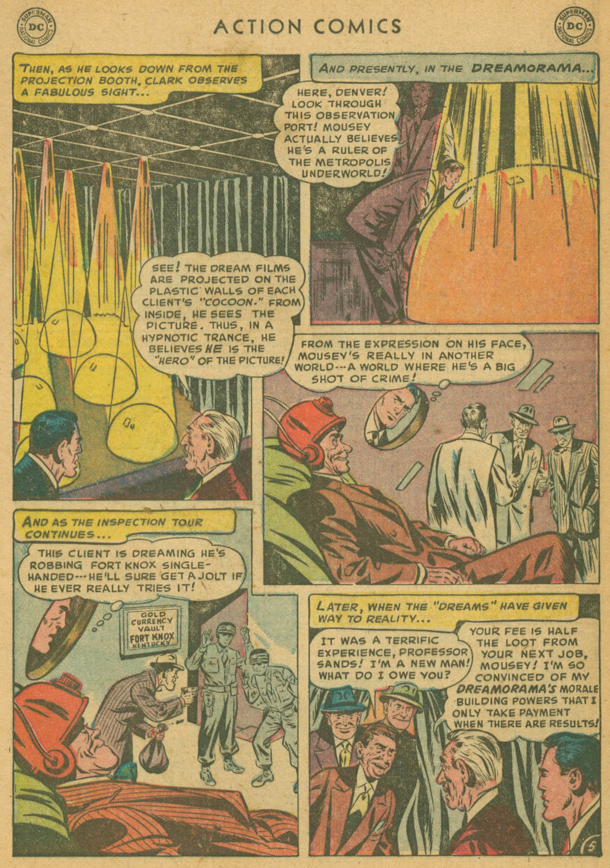 Read online Action Comics (1938) comic -  Issue #178 - 7