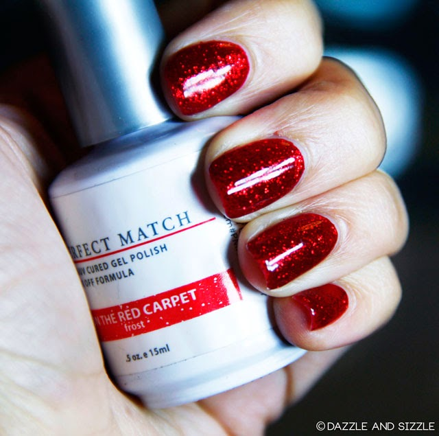 Dazzle And Sizzle Lechat Perfect Match On The Red