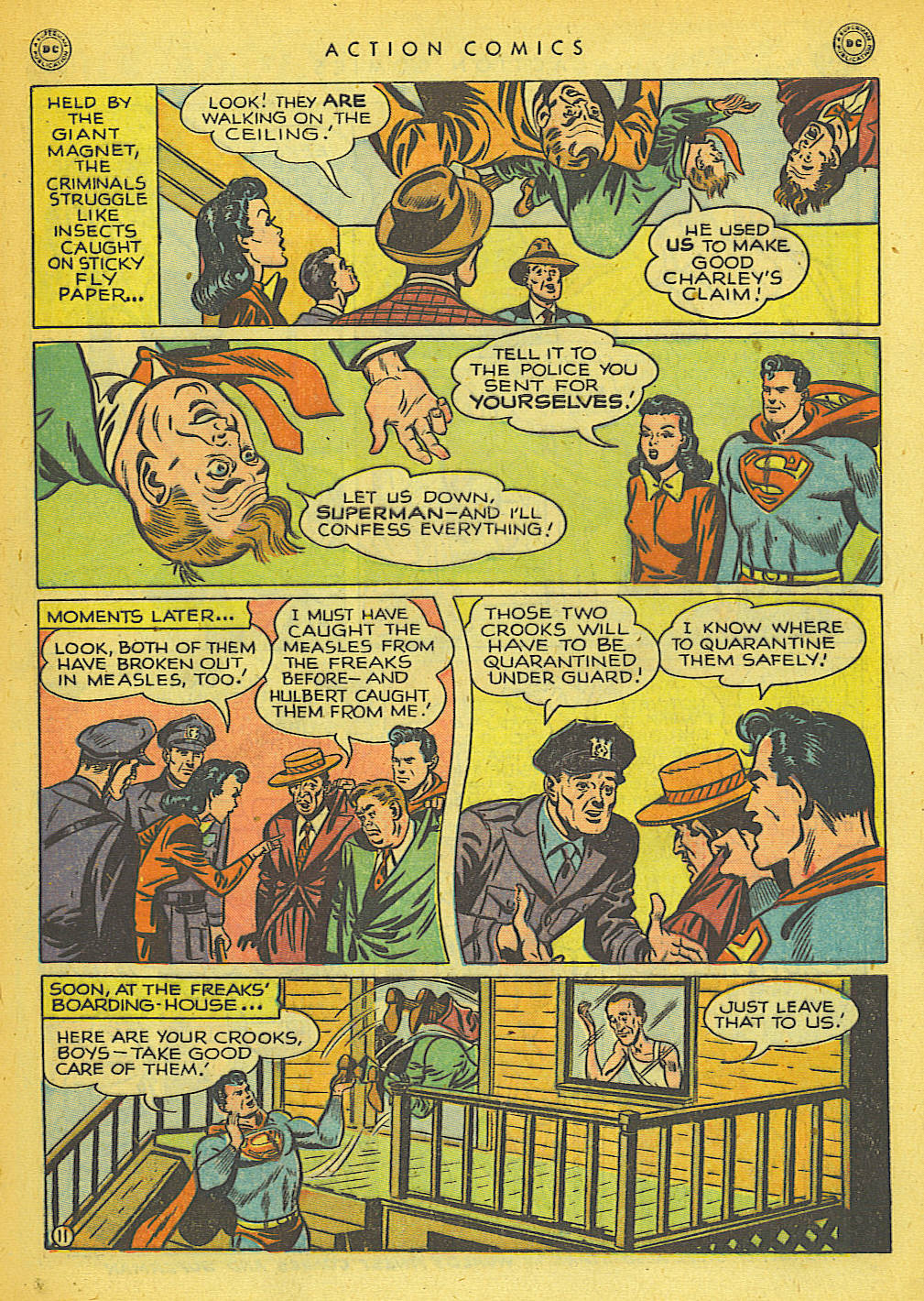 Action Comics (1938) 122 Page 12