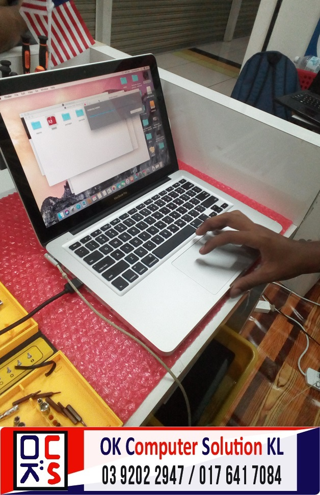 [SOLVED] CANNOT LOAD OSX MACBOOK PRO A1278 | REPAIR MACBOOK CHERAS 1