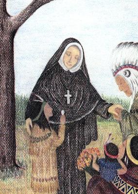 Resultado de imagen de biografia santa rosa filipina duchesne