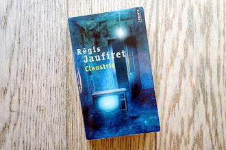 Lundi Librairie : Claustria - Régis Jauffret