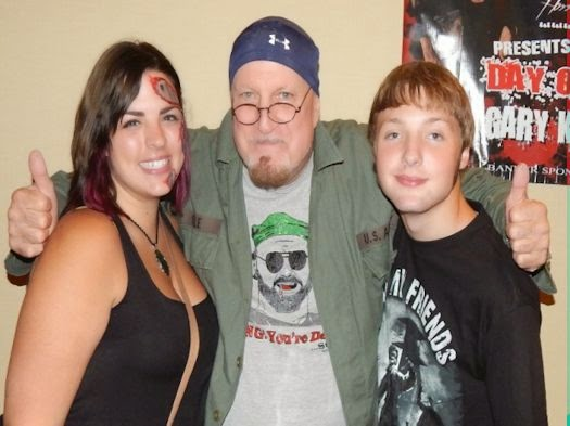 Walking with the Dead at Connecticut HorrorFest by TrinityTwo