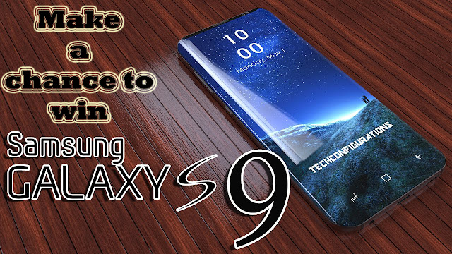 win Samsung Galaxy S9