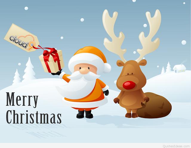 funny merry christmas hd wallpaper