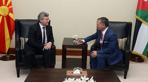 Macedonia and Jordan make progress in exchange of information and intelligence