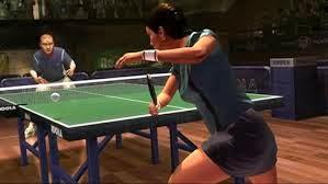 Pukulan Backhand Tenis Meja