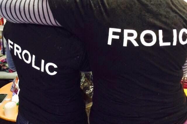 Say goodbye to Frolic