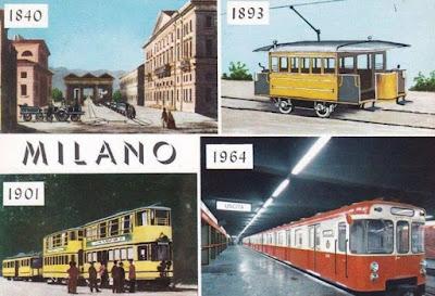 milano monza tram ferrovia metropolitana uno edison