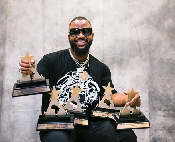 image results for casper nyovest
