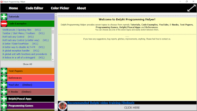 Version 4.4.1 (Delphi Programming Helper)