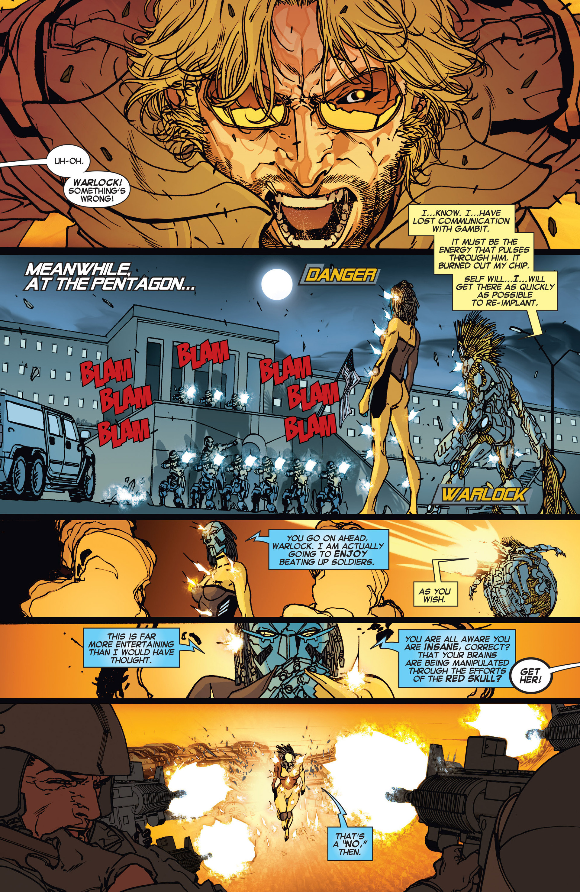 Read online All-New X-Factor comic -  Issue #15 - 9