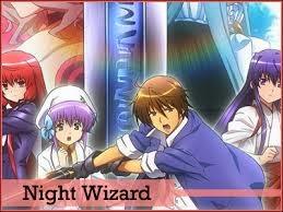 Night Wizard- Phù Thủy Bóng Đêm - Night Wizard The Animation VietSub (2007)