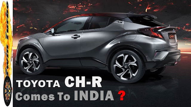 Toyota CH-R 2019 India