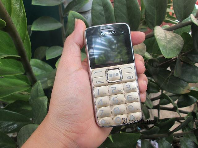 Điện thoại cho người già 2 SIm Nokia