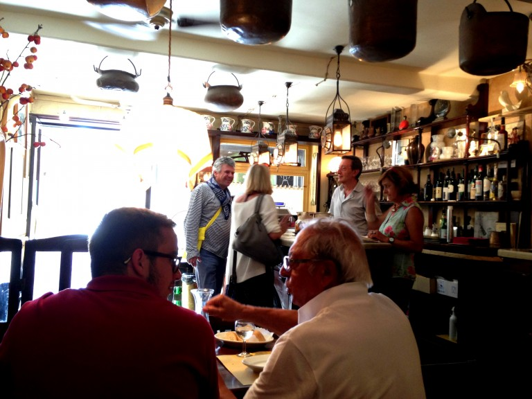 Eating in Venice: Trattoria Ca D'Oro (Alla Vedova)