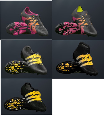 addidas pack ace+x boots by oxarapesedit